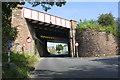 NY6820 : Railway bridge SAC237 by Roger Templeman
