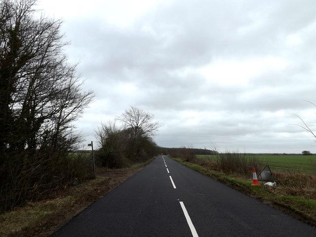 Drewels Lane & bridleway