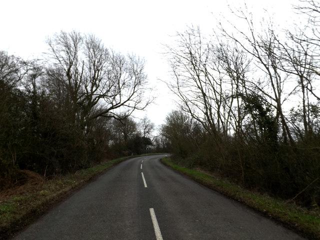 Drewels Lane, Abbotsley