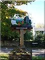 TL6672 : Freckenham village sign by Adrian S Pye