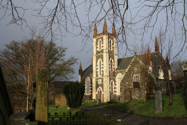 Dalry Parish Church