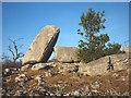 SD5479 : Limestone boulders, Holmepark Fell by Karl and Ali