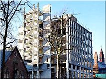 J3372 : Former library, Queen's University, Belfast (December 2014) by Albert Bridge