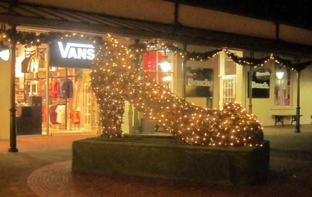 release date: search for best cute Christmas shoe, Clarks Village © Derek Harper :: Geograph ...