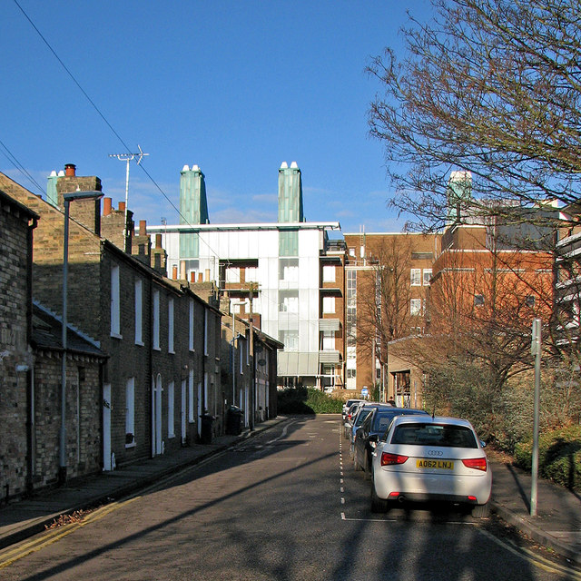 Bentinck Street and the Department of Chemistry