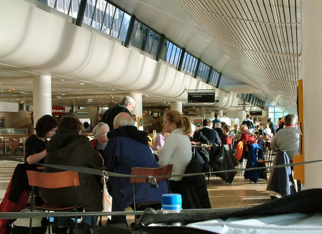 Manchester Airport Terminal 3