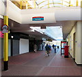 ST2995 : No cycling in The Arcade, Cwmbran Shopping Centre by Jaggery