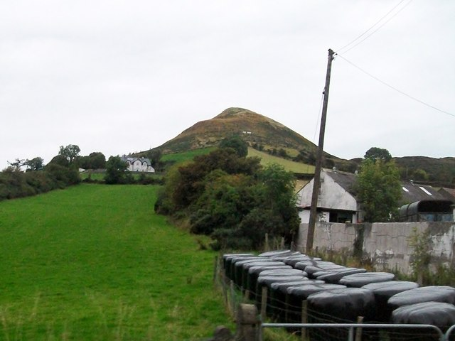 Sugar Loaf Hill from the B30