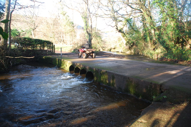 Ford at Longtown