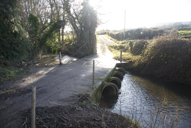 Ford at Parry's Cwm