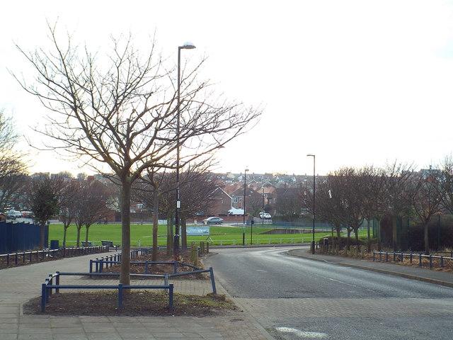 Lowry Road, Seaburn