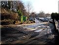 SO8504 : Waitrose entrance road, Stroud by Jaggery