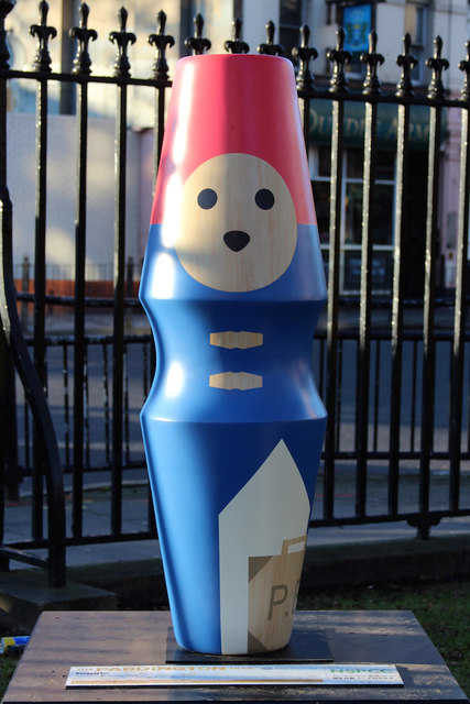 """Toggle"", Paddington Bear Trail, Museum of Childhood"