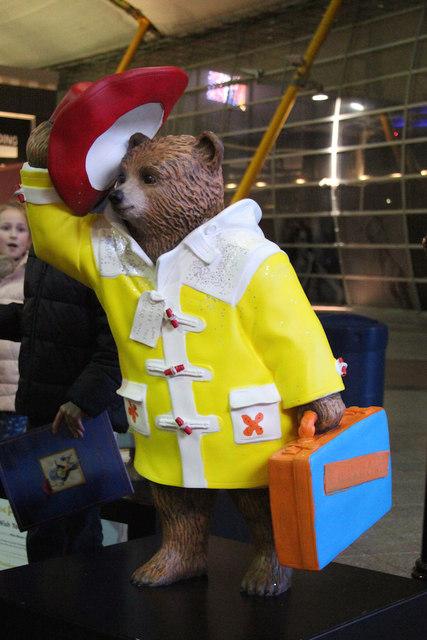 """Paddington That"", Paddington Bear, The O2"