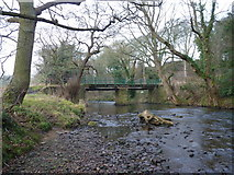 NZ2542 : Browney Bridge by Malcolm Coils