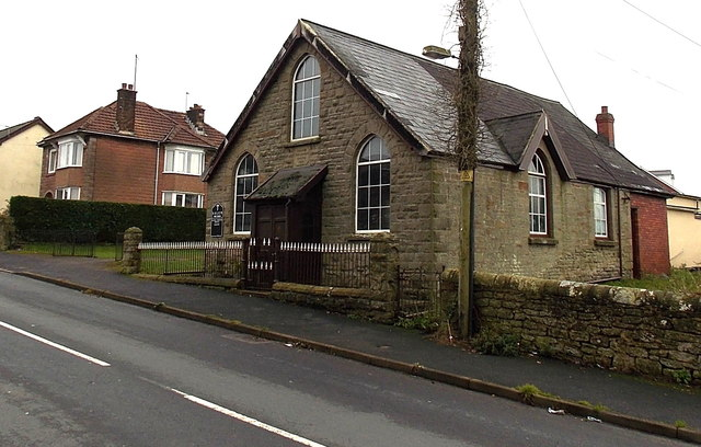 Salem Free Church in Berry Hill