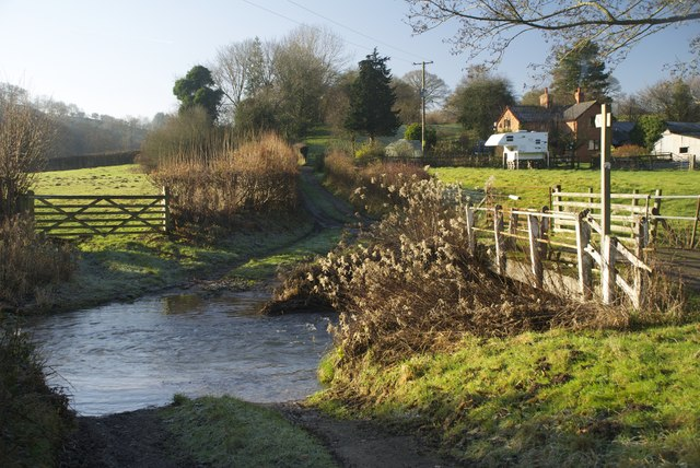 Ford at Lower Yeld