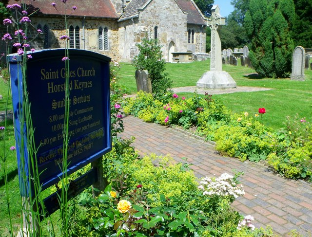 Churchyard, Horsted Keynes
