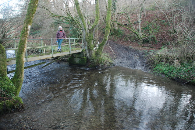 Ford at Upper Hergest