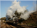 TQ3729 : Departing From Horsted Keynes by Peter Trimming