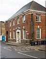 TQ2487 : Golders Green Telephone Exchange by Julian Osley