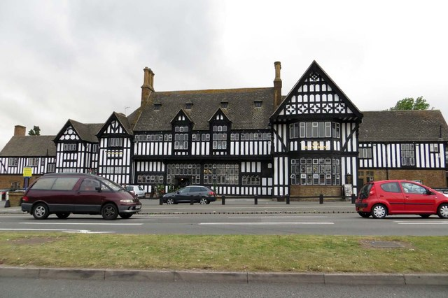 The Black Horse on Bristol Road South