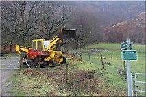 NN1161 : Track to Camas na h-Eirighe by Alan Reid