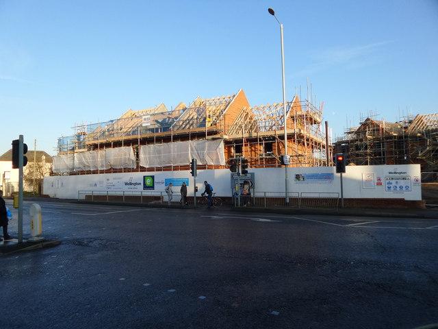 Housing redevelopment