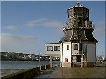 NJ9505 : The Round House by Alan Reid