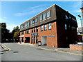 SJ8478 : Ican in Alderley Edge by Jaggery