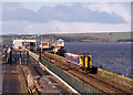 NX0661 : Stranraer railway station - 27 December 2014 (14) by The Carlisle Kid