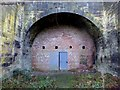NZ0063 : West portal of the disused Farnley Tunnel by Oliver Dixon