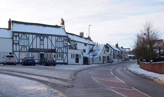 Main Street, Blidworth, Notts.