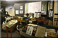 ST0612 : Coldharbour Mill - Puttee display by Chris Allen