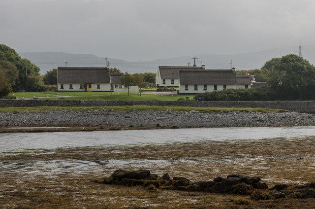 Towards Irish Cottages