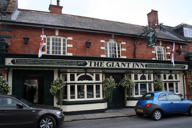 The Giant Inn, 24 Long Street, Cerne Abbas