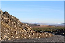 NS5012 : Former opencast site near Stannery Knowe by Leslie Barrie