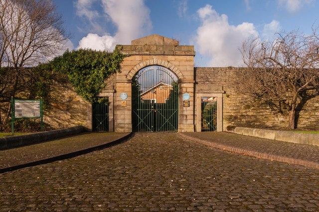 Ladysmith Barracks