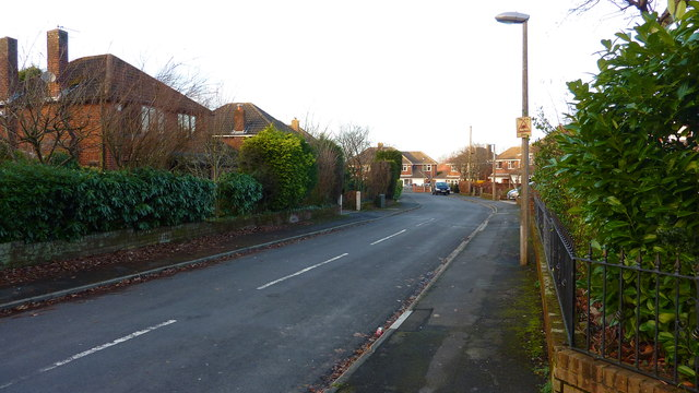 Pickering Crescent, Thelwall