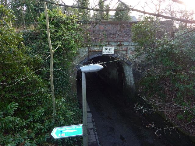 Halfacre Lane Aqueduct