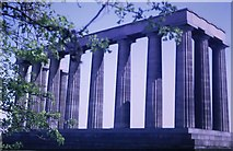 NT2674 : National Monument, Calton Hill  (1968) by kim traynor
