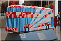 TQ3265 : Bus Art, 'Crystal' by Oast House Archive