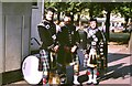 NT2573 : Performers at the Ross Bandstand (1982) by kim traynor