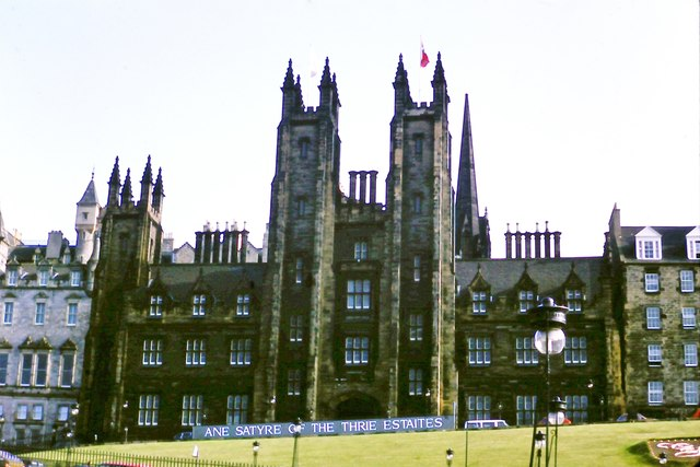 New College from the Mound