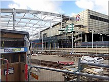 SJ8499 : Redevelopment of Victoria Station (Jan 2015) by David Dixon