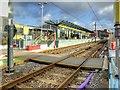 SJ8397 : Metrolink, Deansgate-Castlefield (Jan 2015) by David Dixon