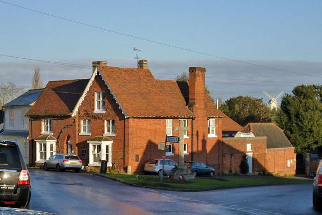 Buck's House, Great Bardfield