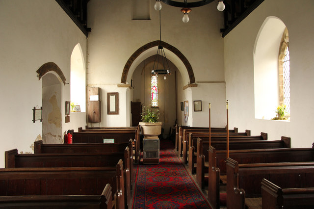 St.Peter's nave