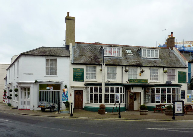 The White Hart in Littlehampton, West Sussex