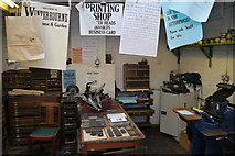 SP0583 : The Winterbourne Press by Phil Champion